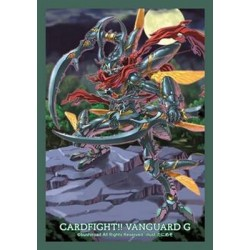 Bushiroad - 70 protèges cartes Mini Vol. 220 Unrivaled Blade Rogue, Cyclomatooth