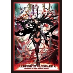 Bushiroad - 70 Sleeves Mini Vol. 224 Silver Thorn Dragon Master, Mystique Luquier