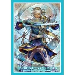 Bushiroad - 70 protèges cartes Mini Vol. 225 Blazing Sword, Fides