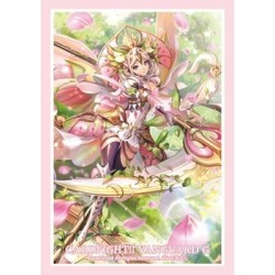 Bushiroad - 70 protèges cartes Mini Vol. 226 Flower Princess of Balmy Breeze, Ilmatar