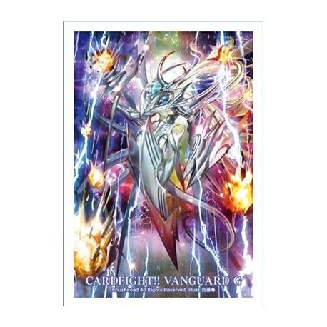 Bushiroad - 70 protèges cartes Mini Vol. 229 Genesis Dragon, Flageolet Messiah