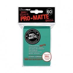 (par 60) Ultra Pro-Matte Aqua Small Protèges Cartes