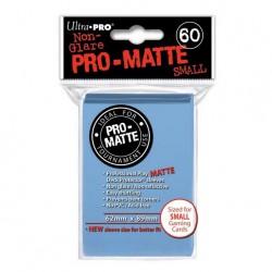 (par 60) Ultra Pro-Matte Bleu Clair Small Protèges Cartes