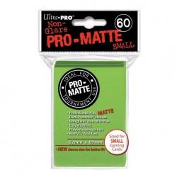 (par 60) Ultra Pro-Matte Citron Vert Small Protèges Cartes