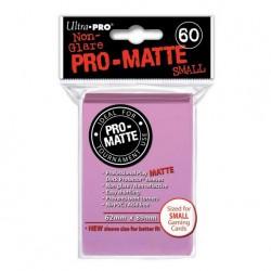 (par 60) Ultra Pro-Matte Rose Small Protèges Cartes