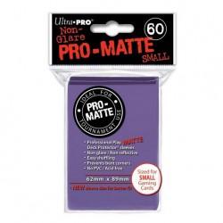 (par 60) Ultra Pro-Matte Violet Small Protèges Cartes