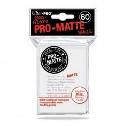 (par 60) Ultra Pro-Matte Blanc Small Protèges Cartes