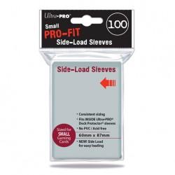 (par 100) Ultra Pro-Fit Small Side Load Protèges Cartes