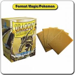 (Par 100) Dragon Shield OR Standard Protèges Cartes