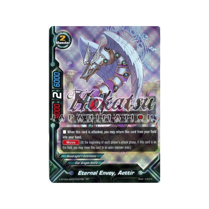 FUTURE CARD BUDDYFIGHT ETERNAL ENVOY AETTIR//D-BT02A-EB03-0007EN//RR