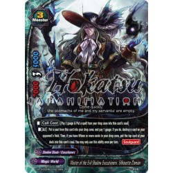 BFE D-BT02A-EB03/0010EN RR Master of the Evil Shadow Executioners, Silhouette Damian