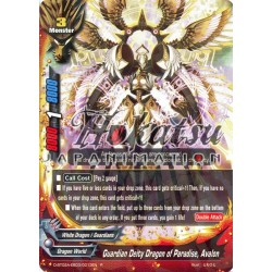 BFE D-BT02A-EB03/0013EN R Guardian Deity Dragon of Paradise, Avalon