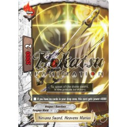 BFE D-BT02A-EB03/0044EN C Nirvana Sword, Heavens Marius
