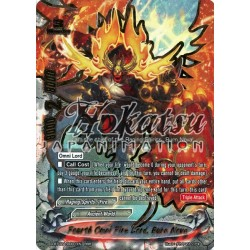 BFE D-BT02A/0001EN RRR Fourth Omni Fire Lord, Burn Nova
