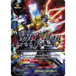 BFE D-BT02A/0005EN RR Ultimate Card Burn