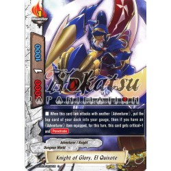 BFE D-BT02A/0017EN C Knight of Glory, El Quixote