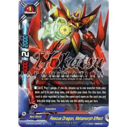 BFE D-BT02A/0027EN C Rescue Dragon, Metamorph Effect