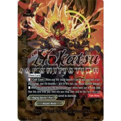 BFE D-BT02A/0030EN BR Fourth Omni Fire Lord, Burn Nova