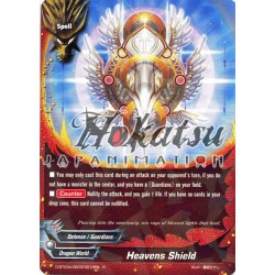 BFE F-D-BT02A-EB03/0018EN Foil/R Heavens Shield