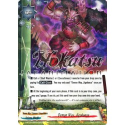 BFE F-D-BT02A-EB03/0027EN Foil/R Demon Way, Jigokuezu
