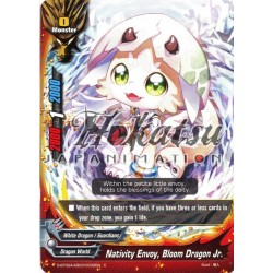 BFE F-D-BT02A-EB03/0032EN Foil/C Nativity Envoy, Bloom Dragon Jr.