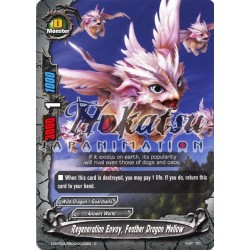 BFE F-D-BT02A-EB03/0033EN Foil/C Regeneration Envoy, Feather Dragon Mellow