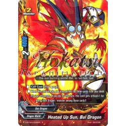 BFE F-D-BT02A/0006EN Foil/R Heated Up Sun, Bal Dragon