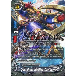 BFE F-D-BT02A/0008EN Foil/R Great Ocean Highking, Duel Jaeger