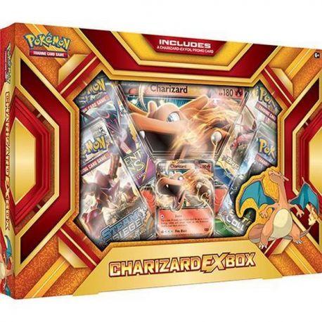 Pokémon - EN - Ex Box - Charizard EX - Fire Blast