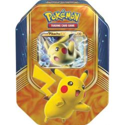 Pokémon - EN - Tin 2016 Fall - Pikachu Ex - Battle Heart
