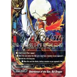 BFE D-BT03/0010EN RR Swordsman of the Sun, Bal Dragon