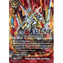 BFE D-BT03/0011EN RR Thunder Knights, Rising Flare Dragon