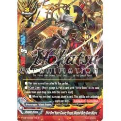 BFE D-BT03/0021EN R Fifth Omni Super Cavalry Dragon, Magical Deity Blade Mizaru