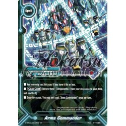 BFE D-BT03/0042EN R Arms Commander