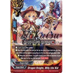 BFE D-BT03/0051EN U Dragon Knight, Billy the Kid