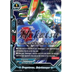 BFE D-BT03/0072EN U Dragonarms, Debrisweeper