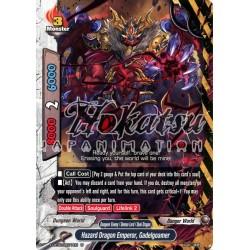 BFE D-BT03/0077EN U Hazard Dragon Emperor, Gadelgoamer