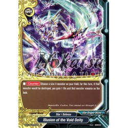 BFE D-BT03/0080EN U Illusion of the Void Deity