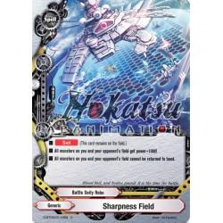BFE D-BT03/0110EN C Sharpness Field