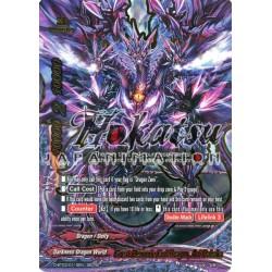 BFE D-BT03/0115EN Secret Great Demonic End Dragon, Azi Dahaka