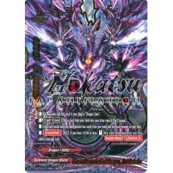 BFE D-BT03/0115EN Secret Great Demonic End Dragon, Azi Dahaka