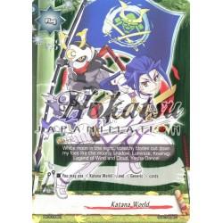 BFE PR/0183EN PR Katana World (Zanya, Byakuya & Tsukikage)