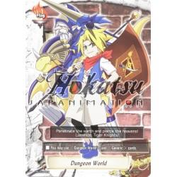 BFE PR/0184EN PR Dungeon World (Noboru & El Quixote)