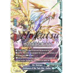 BFE PR/0189EN PR Brilliance of the Twin Star, Zodiac