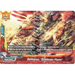 "BFE F-D-BT03/0026EN Foil/R Zellhorus, ""Eradicate Flame"""