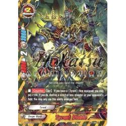 BFE F-D-BT03/0028EN Foil/R Tyrant Diablo