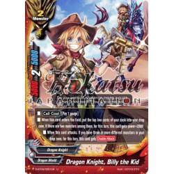 BFE F-D-BT03/0051EN Foil/U Dragon Knight, Billy the Kid