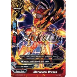 BFE F-D-BT03/0082EN Foil/C Merakunai Dragon