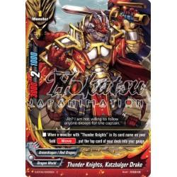 BFE F-D-BT03/0085EN Foil/C Thunder Knights, Katzbalger Drake