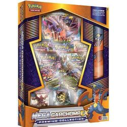 Pokémon - EN - Premium Collection - Mega Garchomp Ex